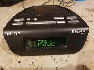 Pure Siesta Mi Series II DAB/FM Radio Alarm Clock