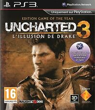UNCHARTED 3        -- goty           -----   pour PS3