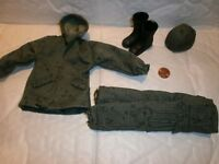 21st century US desert night ops outfit 1/6th scale toy accessory