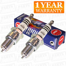 NGK DR8EIX 6681 Iridium IX 2x Ignition Spark Plug 2 Pack x2 Replacement Service