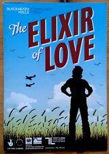 The Elixir of Love programme Blackheath Halls Community Opera 2010