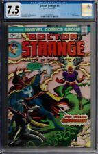 Doctor Strange #3 CGC 7.5  Vs. Dormammu 1974 Frank Brunner