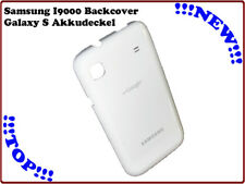 Original Samsung I9000 Galaxy S Backcover Akkudeckel weiss