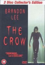 The Crow Special Edition 1994 DVD Region 2