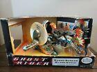 Ghost Rider Turbo Scream Flame Cycle + Bonus figure