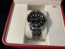 Omega Seamaster 300 Boxed Paperwork Recipts Superb