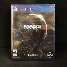 Mass Effect: Andromeda with Bonus DLC (Sony PlayStation 4, 2017) BRAND NEW