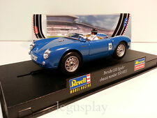Slot Scalextric Revell 08322 Porsche 550 Spyder Chassis Number 550-0051