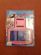 Pink Samsung Galaxy Note 2 N7100 Sports Armband