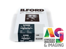 "ILFORD MGIV RC 3.5x5"" 100 Sheets PEARL Multigrade FRESH STOCK Darkroom paper"