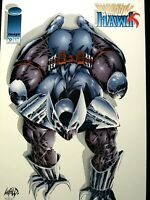 SHADOW HAWK  #0 1994 IMAGE by ROB LIEFELD/ CREATED BY JIM VALENTINO...NM-