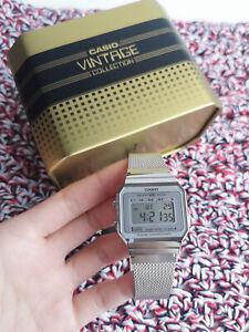 CASIO Vintage Silver A700WM-7AVT NEW IN BOX