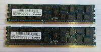 Kingston KP9RN2-HYC 16GB (2x8GB) PC3-10600 DDR3-1333MHz ECC CL9 240P Memory