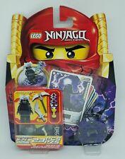 LEGO 2256 Ninjago Lord Garmadon Spinner New in Package 23 Pcs Retired 2011