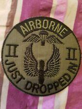 2 Squadron RAF Regiment Airborne Badge. Rockapes