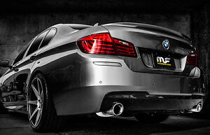 """MAGNAFLOW 2011-2016 BMW 535i AND XDRIVE 3"""" CATBACK EXHAUST SYSTEM STAINLESS"""