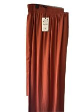 Zara Trousers Wide Leg Size Medium 10 12 14 With Tags