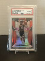 Rui Hachimura 2019-20 Panini Prizm Draft Picks Red Prizm RC PSA 10