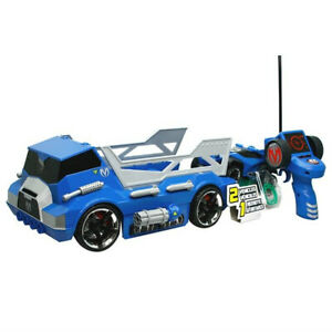 MAISTO Street Troopers Menace & Scout (BLUE) | Drive 2 vehicles with 1 remote! |