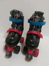 Girls Roller Skates Monster High Convertible/Adjustable Roller Skate size 1-4.