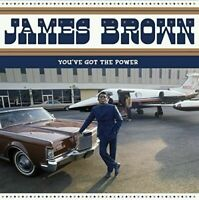 Brown- James	You've got the Power Federal and King Hits 1956-62 (New Vinyl)