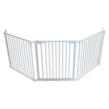 Cardinal Gates EX100 Portable XpandaGate Wide Baby & Pet Gate, White (Open Box)