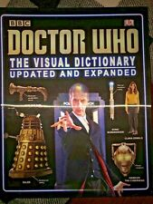 Dr Who Visual Dictionary