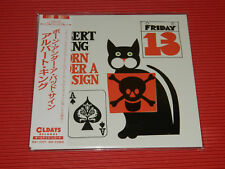 ALBERT KING BORN UNDER A BAD SIGN WITH BONUS TRACKS  JAPAN MINI LP CD