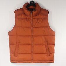 NWT Tommy Hilfiger Men's Puffer Warm Vest Jacket Outer Coat Classic Fit S M L XL