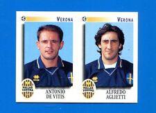 CALCIATORI PANINI 1997-98 Figurina-Sticker n. 598 -VITIS-AGLIETTI VERONA-New
