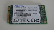ADATA 24GB PCI E MINI SATA SSD  AXM13S2-24GM-B FOR SONY HP DELL RAPID WAKE