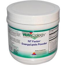 NT Factor, EnergyLipids Powder, 150 grams - Nutricology