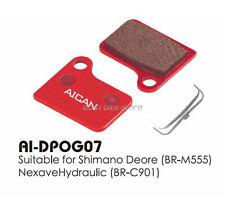 Bike Bicycle Disc Brake Pads  SHIMANO DEORE BR M555 / C901  Organic Compou