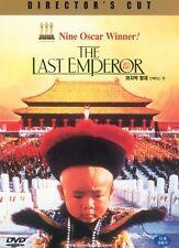 The Last Emperor 1987 DVD Director's Cut Peter O'toole Bernardo Bertolucci