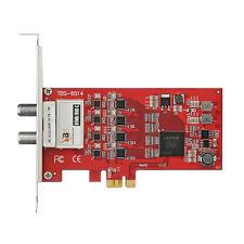 TBS6514 DTMB/DVB-C Quad Tuner PCI-E Card