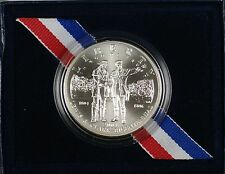 2004 Lewis and Clark Commemorative UNC Silver Dollar $1 Coin as Issued