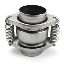 SPI Ball & Socket w/ Springs & Collars Adapter Kit For Exhaust 1-7/8 Motorcycle