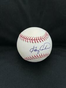 GARY CARTER SIGNED AUTOGRAPH OMLB BASEBALL BALL - NEW YORK METS LEGEND, HOF RARE