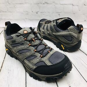 Merrell Moab 2 Waterproof Men's Size US 14 Suede Hiking Outdoor Shoes Beluga