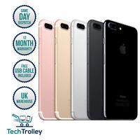 Apple iPhone 7 Plus 7+ 32GB 64GB 128GB (Unlocked) A1778 (GSM) 12 Month Warranty