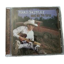 Brad Paisley : Mud On the Tires CD (2010) Country Music Men 16 Songs Cowboy