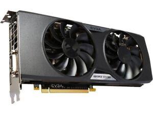EVGA GeForce GTX 960 SSC ACX 2.0 2GB GDDR5 Graphics Card