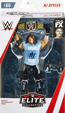 AJ Styles - WWE Elite 66 Mattel Toy Wrestling Action Figure