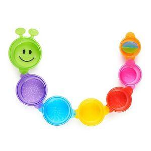 Munchkin Caterpillar Spillers Stacking Cups Bath Toy