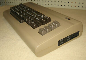 Commodore 64 Computer with Power Supply  Tested and Working VGC
