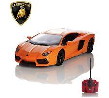 Oficial Lamborghini Aventador chicos niños mando a distancia coche escala 1.24-