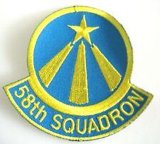Space 2063 - Above & Beyond - 58th Squadron Logo - Patch - Uniform Aufnäher