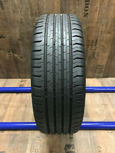 1x 205/55 R17 91V Continental Conti Eco Contact 5 Sommerreifen DOT19 6,5-7,5mm