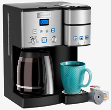 Cuisinart Coffee Maker And Single Serve Brewer