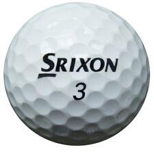 100 Srixon Q-Star pelotas de golf en la bolsa de malla aa/AAAA lakeballs Qstar pelotas de golf